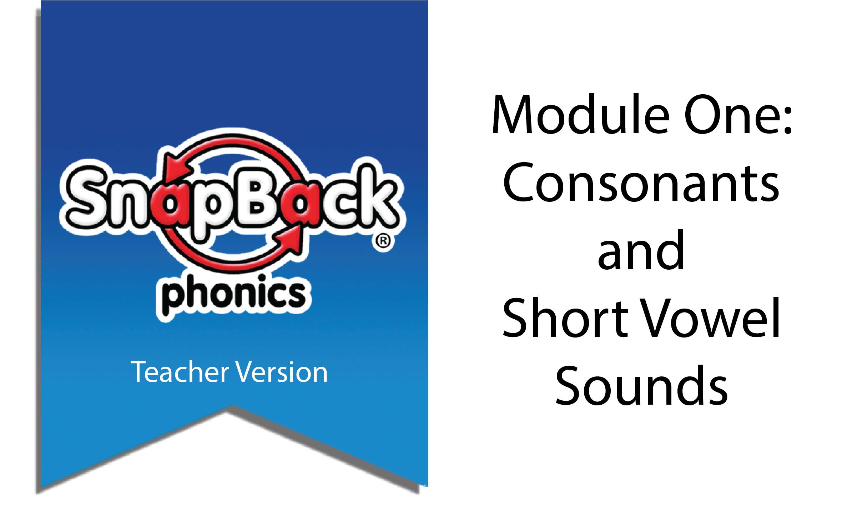Module One Guide: Teacher's Edition